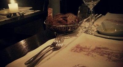 Photo of Italian Restaurant Le Lacustre at Quai Du General-guisan 5, Geneva 1204, Switzerland