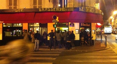 Photo of Bar Le Sans Souci at 65 Rue Jean-baptiste Pigalle, Paris 75009, France