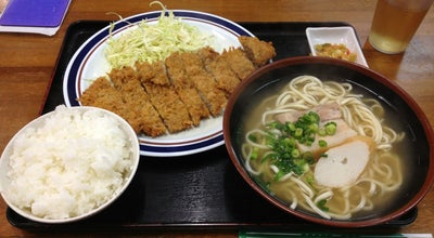 Photo of Japanese Restaurant みはま食堂 at 美浜1-2-10, 中頭郡北谷町 904-0115, Japan