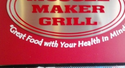 Photo of American Restaurant Muscle Maker Grill at 303 Bayonne Crossing Way, Bayonne, NJ 07002, United States