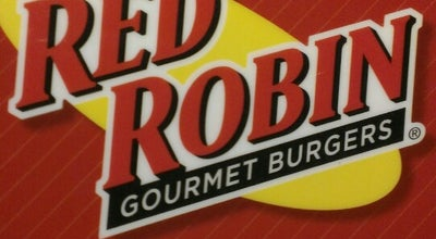 Photo of Burger Joint Red Robin Gourmet Burgers at 16233 N 83rd Ave, Peoria, AZ 85382, United States