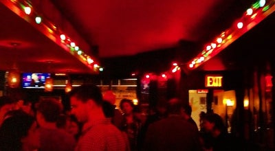 Photo of Bar Hi-Fi at 169 Avenue A, New York, NY 10009, United States