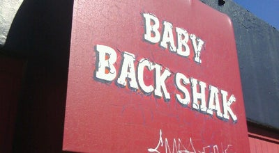 Photo of BBQ Joint Baby Back Shak at 1800 S Akard St, Dallas, TX 75215, United States