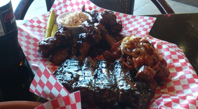 Photo of BBQ Joint Pig Out BBQ at Kingston Rd., Pickering, Canada