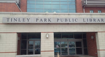 Photo of Library Tinley Park Public Library at 7851 Timber Dr, Tinley Park, IL 60477, United States