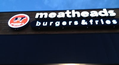 Photo of Burger Joint Meatheads Burgers & Fries at 1305 S Neil St, Champaign, IL 61820, United States