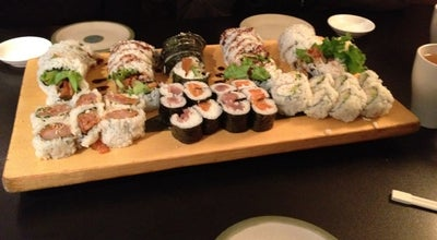Photo of Sushi Restaurant MoMo Sushi at 6-375 Water St., Vancouver, BC V6B 5C6, Canada