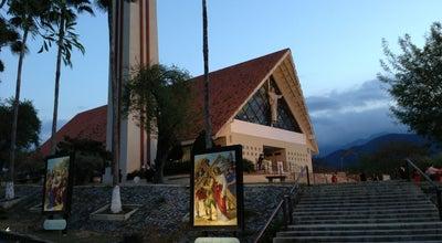Photo of Church Parroquia Cristo de la Montaña at Anaxagoras #1000, Guadalupe, Mexico