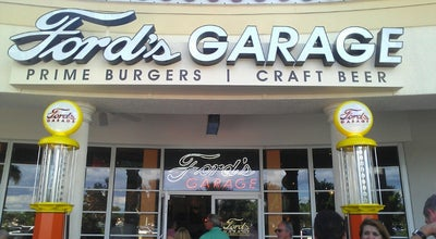 Photo of Burger Joint Ford's Garage Estero at 10801 Corkscrew Rd, Estero, FL 33928, United States