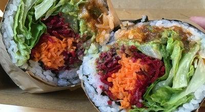 Photo of Sushi Restaurant Sushi Burrito at 230 Park Ave, New York, NY 10169, United States