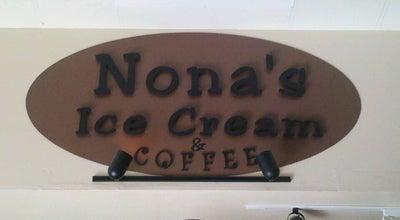 Photo of Ice Cream Shop Nona's Ice Cream at 3300 Broadway, Eureka, CA 95501, United States