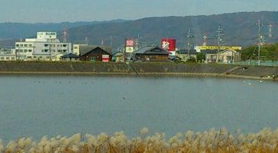 Photo of Lake 新大池 at 招提東町, 枚方市, Japan
