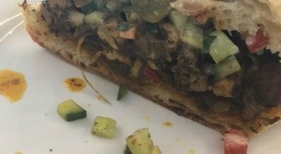 Photo of Falafel Restaurant Café Posh at 4920 Roswell Rd, Atlanta, GA 30342, United States