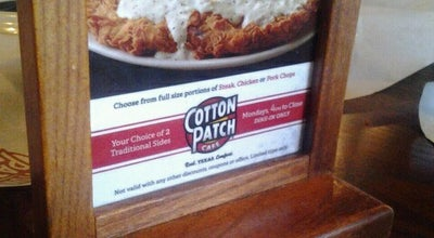 Photo of American Restaurant Cotton Patch Café at 3111 S 31st St, Temple, TX 76502, United States