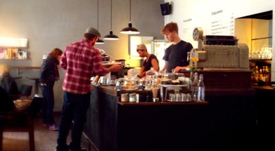 Photo of Coffee Shop NO FIRE NO GLORY at Rykestr. 45, Berlin 10405, Germany