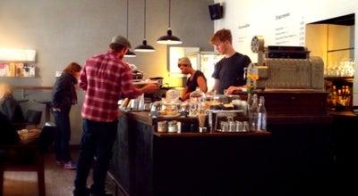 Photo of Coffee Shop NO FIRE NO GLORY at Rykestr. 45, Berlin 10405, Germany