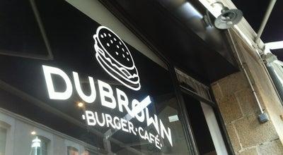Photo of Burger Joint Dubrown Burger Café at 12 Rue Saint-leonard, Nantes 44000, France
