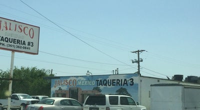 Photo of Mexican Restaurant Taqueria Jalisco #3 at 1401 W Corpus Christi St, Beeville, TX 78102, United States