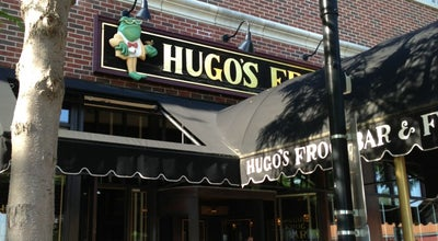 Photo of Seafood Restaurant Hugo's Frog Bar & Fish House at 55 S Main St, Naperville, IL 60540, United States