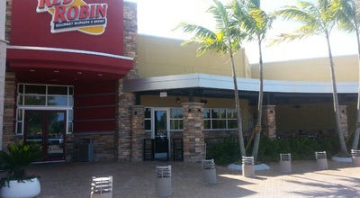 Photo of Burger Joint Red Robin Gourmet Burgers at 8000 W Broward Blvd, Plantation, FL 33388, United States