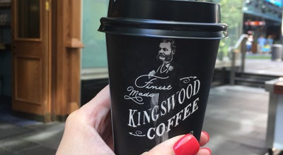 Photo of Coffee Shop Kingswood Coffee at Shop 10, World Square, Sydney, NSW, NS 2000, Australia