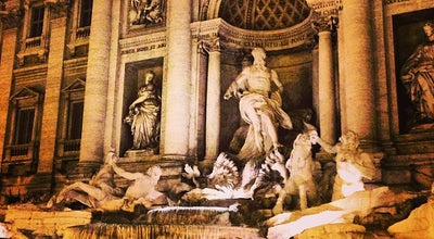 Photo of Outdoors and Recreation Fontana di Trevi at Piazza Di Trevi, Roma 00187, Italy