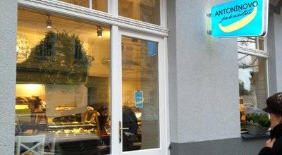Photo of Bakery Antonínovo pekařství at Laubova 4, Praha 13000, Czech Republic