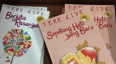 Photo of Bookstore Gramedia at Ufo Mall, Kediri, Indonesia