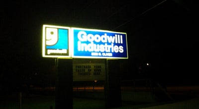 Photo of Thrift / Vintage Store Goodwill at 3636 N Oliver St, Wichita, KS 67220, United States