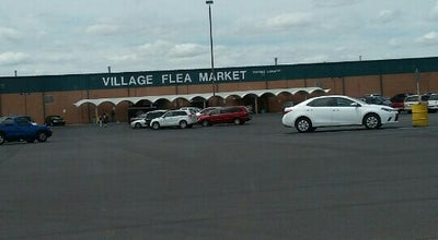 Photo of Thrift / Vintage Store Village Flea Market at 2301 S Meridian Ave, Wichita, KS 67213, United States