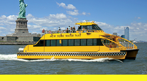 Photo of Harbor / Marina New York Water Taxi - Battery Park, Slip 6 at 75 Battery Pl, New York, NY 10280, United States