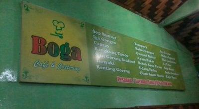 Photo of Cafe Cafe Boga at Alun-alun Ungaran, Ungaran, Indonesia