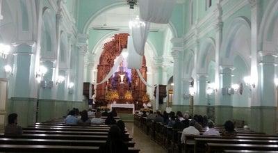 Photo of Church Matriz de Nossa Senhora do Pilar at Brazil