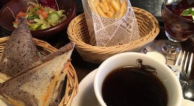 Photo of Cafe メフィストフェレス (Mephistopheles) at 帯屋町2-5-23, 高知市 780-0841, Japan