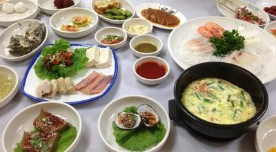 Photo of Korean Restaurant 원조 서울 추어탕 at Mokpo-si, South Korea