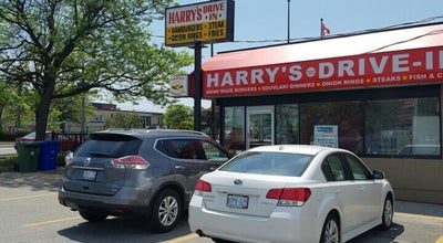 Photo of Burger Joint Harry's Drive-In at 2280 Lawrence Avenue East, Scarborough, On M1P 2P9, Canada