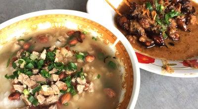Photo of Chinese Restaurant Bubur Nasi Belakang Pekong Tua at Jl Selamat Karman, Singkawang, Indonesia