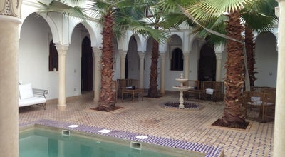 Photo of Bed and Breakfast Riad Le Jardin D' Abdou at Morocco