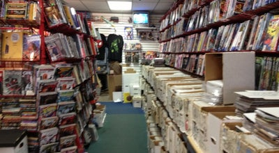 Photo of Bookstore Acme Comics at 115 W North St, Normal, IL 61761, United States