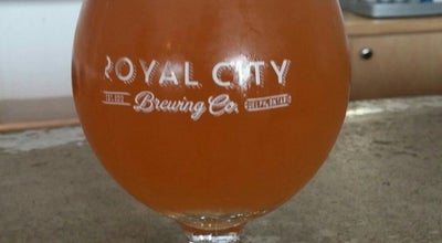 Photo of Brewery Royal City Brewing at 8c-199 Victoria Rd S, Guelph, ON, On, Canada