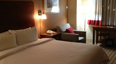 Photo of Hotel Four Points by Sheraton Detroit Metro Airport at 8800 Wickham Rd, Romulus, MI 48174, United States