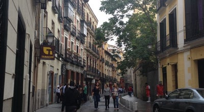 Photo of Road Calle de la Cava Baja at C. De La Cava Baja, Madrid 28012, Spain