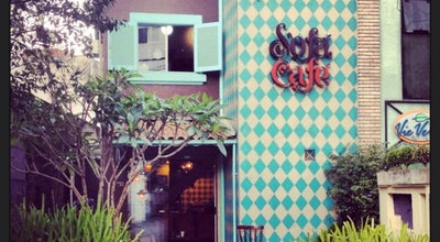 Photo of Coffee Shop Sofá Café at R. Bianchi Bertoldi, 130, São Paulo 05422-070, Brazil