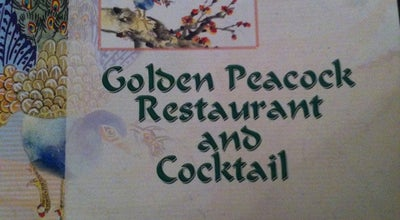Photo of Chinese Restaurant Golden Peacock at 1029 North Rd, Westfield, MA 01085, United States