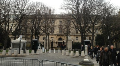 Photo of Embassy / Consulate Embassy of the United States of America at 2, Avenue Gabriel, Paris 75008, France