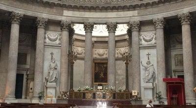 Photo of Church Basilica Reale S. Francesco di Paola at Piazza Plebiscito, Napoli 80132, Italy