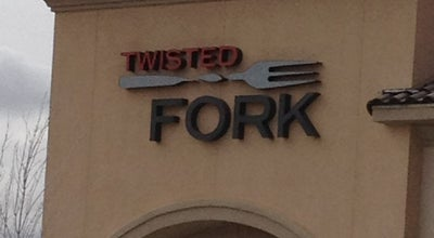 Photo of New American Restaurant Twisted Fork at 1191 Steamboat Pkwy, Reno, NV 89521, United States