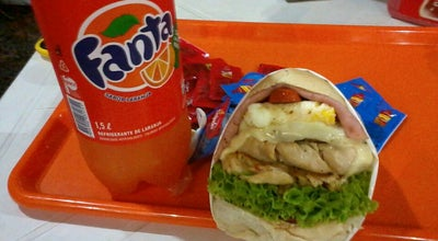 Photo of Burger Joint Juninho Lanches at Av. Noruega, 291, Uberlândia 38405-004, Brazil