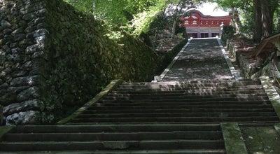Photo of Buddhist Temple 浮浪山 一乗院 鰐淵寺 at 別所町148, 出雲市 691-0022, Japan