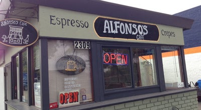 Photo of Cafe Alfonso's Cafe at 2309 San Pablo Ave, Berkeley, CA 94702, United States